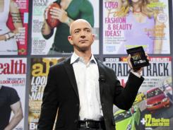 Jeff Bezos, Chairman and CEO of Amazon.com, introduces the Kindle Fire.