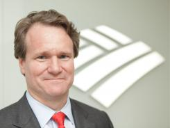 Brian Moynihan, Bank of America CEO.