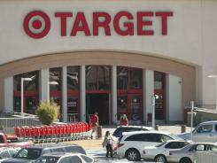 A Target store in Los Angeles.