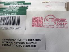 Last year, some taxpayers mailed their returns at the last minute to the IRS. Others paid nothing at all.