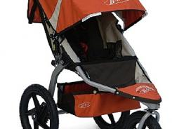 The recall involves more than 411,000 single and double jogging strollers in the United States and 27,000 in Canada.