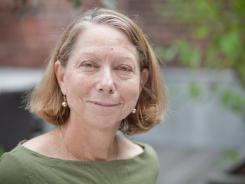 "Jill Abramson, executive editor of ""The  New York Times."""