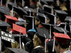 Full-time undergrads borrowed an average of 4,963 last year, according to the College Board.