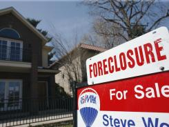 A foreclosure in Denver.
