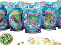 Product safety regulators recalled 4.2 million Aqua Dots kits.