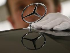 The Greek debt deal may help European stocks including Daimler, the German maker of Mercedes.