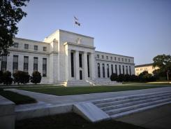 The Marriner S. Eccles building in Washington, built in 1937, houses the Federal Reserve Board.