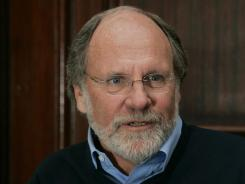 MF Global chairman and former New Jersey governor Jon Corzine. File photo.