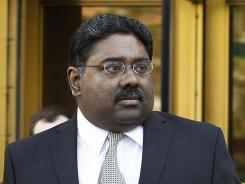 Raj Rajaratnam, co-founder of Galleon hedge fund group, was found guilty of insider trading and was sentenced in October to 11 years in prison.