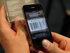 More and more consumers are using their smartphones while they shop to help them find the best prices and consult product reviews before buying.