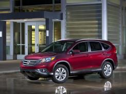The 2012 Honda CR-V.