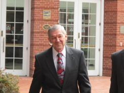 The TVA's Tom Kilgore in September.