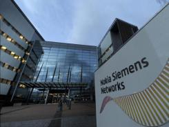 Nokia Siemens Networks offices in Espoo, Finland.