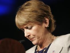Attorney General Martha Coakley in Boston on Jan. 19, 2010.concedes after losing a special election in Boston, Tuesday, Jan. 19, 2010,