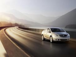 The Buick Verano.