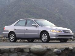 A 2002 Honda Accord.