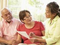 When planning for retirement, many couples seek professional help.