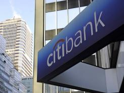A Citibank branch at Citigroup headquarters on Park Avenue in Manhattan.