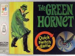 &quot;The Green Hornet&quot; game.