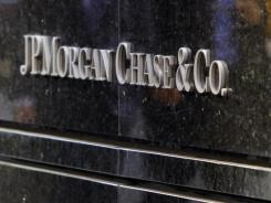 JP Morgan Chase headquarters in New York City on July 12, 2011.