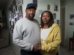 Jude and Lorraine Austin hope to get emergency mortgage aid before their home's scheduled foreclosure sale Dec. 21.