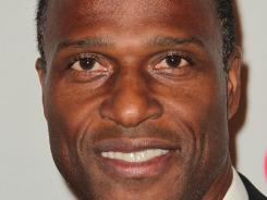 Willie Gault, former National Football Player, at Virgin United's Fifth Annual Rock The Kasbah Event on Nov. 16, 2011 in Hollywood.