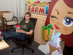 Mark Pincus is CEO of San Francisco based Zynga, the online game company