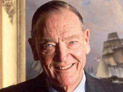 John C. Bogle, founder of the Vanguard Group mutual fund company.