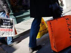 Shoppers hunt for after-Christmas sales