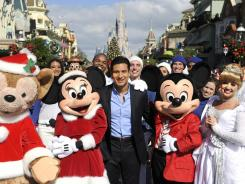 Some businesses' perks include free tickets to theme parks.
