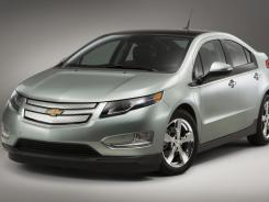 The Chevrolet Volt is battery-powered for the first 25 to 50 miles after charging up. Tax breaks for installing chargers are ending on Dec. 31.