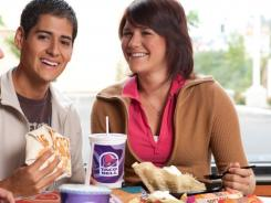 Fast food restaurants like Taco bell are rolling out new deals and bringing back previous popular offers in an attempt to boost sales in the slower winter months.