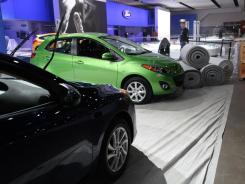 New Car Debuts Awaiting at 2012 Detroit Auto Show