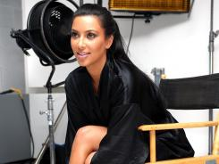 Kim Kardashian was featured in her first Super Bowl ad last year for Skechers Shape-Up shoe.