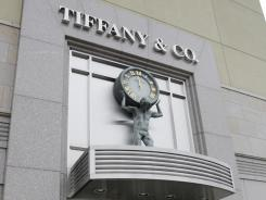 A Tiffany & Co. store in Santa Clara, Calif., in November 2011.