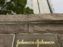 The Johnson & Johnson corporate headquarters in New Brunswick, N.J.
