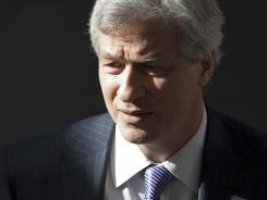 Jamie Dimon, chief executive officer of JPMorgan Chase,  says Europe is his biggest worry.