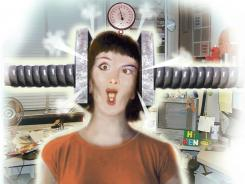 Constant pressure at work, pressure that won't end, creates stress that we all like to avoid on the job.