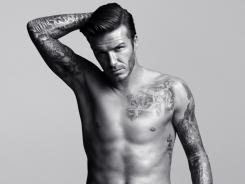 Retailer H&M has recruited soccer star David Beckham to tout his new line of body wear in a Super Bowl ad this year.