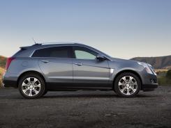The 2012 Cadillac SRX.