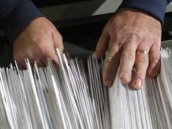 Thousands of mail-sorting jobs are scheduled to end this year, but the skills that those postal workers have learned can translate to other jobs.