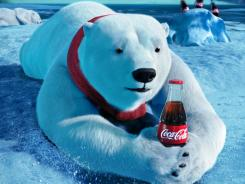 Coca-Cola's polar bears ad is back for this year's Super Bowl.