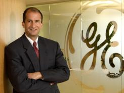 John Rice, vice chairman and president of GE Global Growth and Operations.