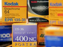 Eastman Kodak filed for Chapter 11 bankruptcy protection on Jan. 19, 2012.