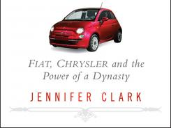 "From the cover for ""Mondo Agnelli: Fiat, Chrysler, and The Power of a Dynasty"" by Jennifer Clark; John Wiley & Sons, 360 pages, $29.95."