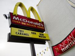 A McDonald's in Washington, D.C.
