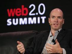 Maria Bartiromo interviews tech giant Ben Horowitz [+] enlarge