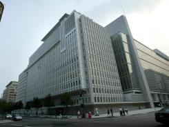 World Bank headquarters in Washington.