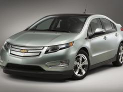 Plug-in electric vehicles, like the Chevrolet Volt, are eligible for tax credits.