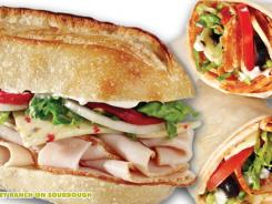 Blimpie's launched its Pepper Jack cheese sandwich promotion last month.
